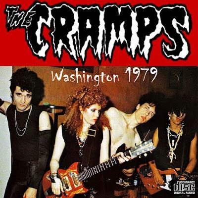 World Of BOOTLEGS: BOOTLEG : The Cramps - LBJ Club ...