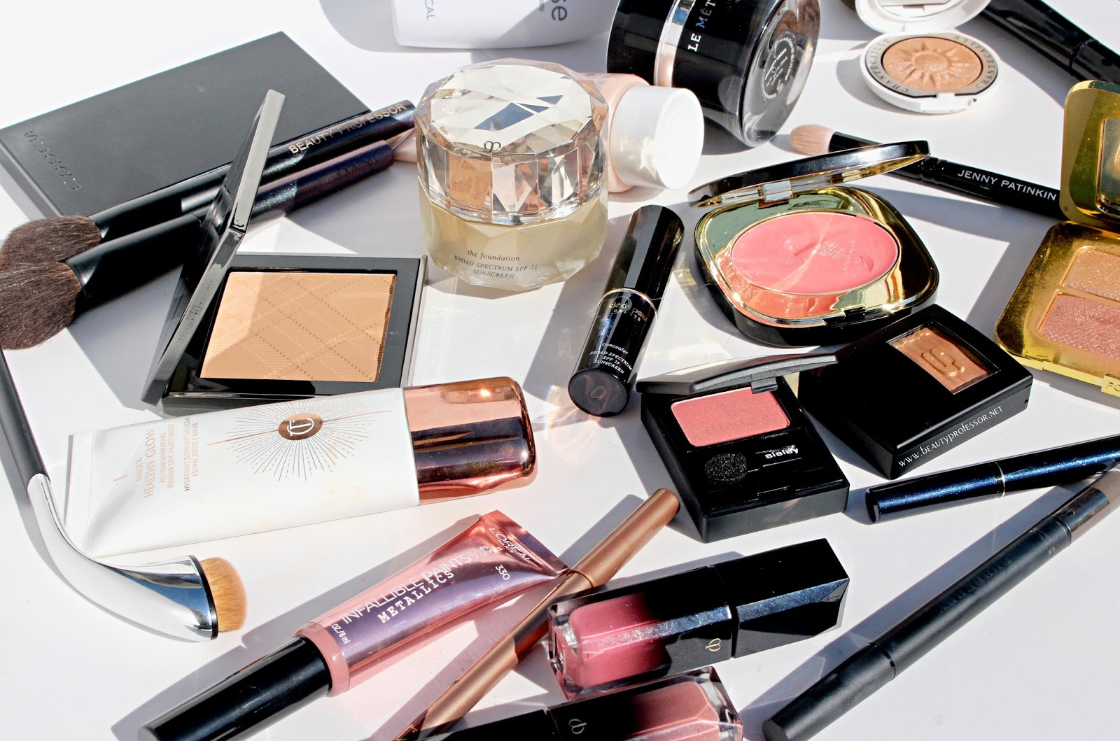 Beauty Professor Video By Request A Glowy Summer Look Tutorial