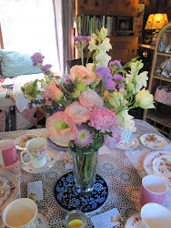 """We love the Tea House and, of course, the flowers are amazing!"""