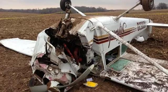 Βρέθηκαν κοντά στα Καλάβρυτα τα συντρίμμια του Cessna 172 – Νεκροί οι πιλότοι