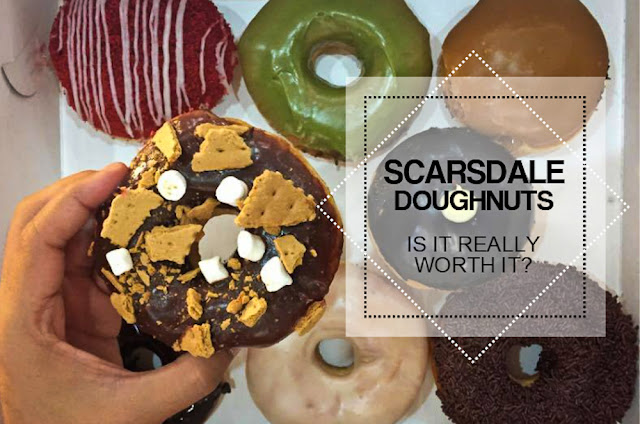 Scarsdale Artisanal Delights Robinsons Place Ermita Manila