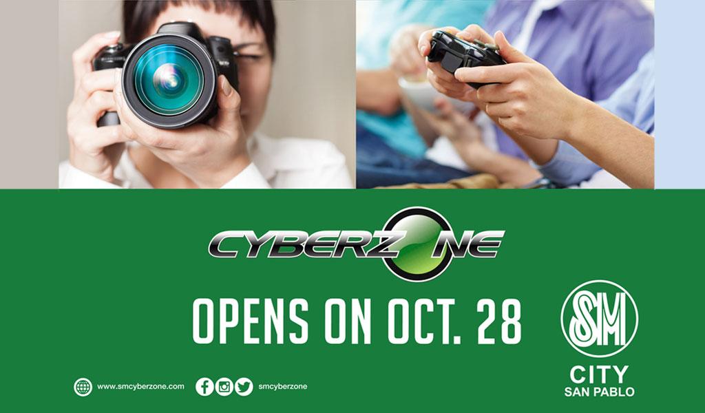 SM Cyberzone SM City San Pablo Laguna