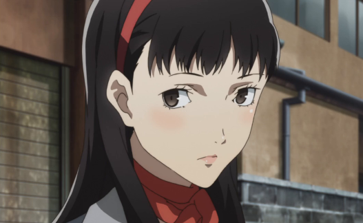 Persona 4 The Golden Animation Episode 8 Subtitle Indonesia