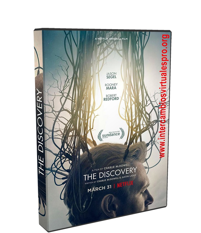 The Discovery poster box cover