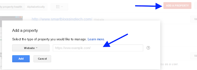 How to use free Google Webmaster tool for your Blog