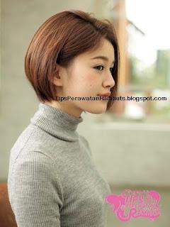 rambut wanita ala korea