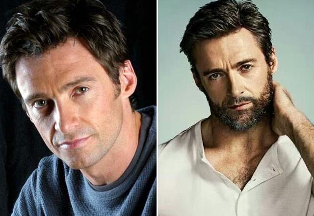 Essas 12 fotos de famosos provam que barbas são como maquiagens para homens