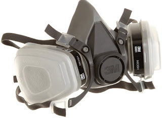 powder coating saftey respirator