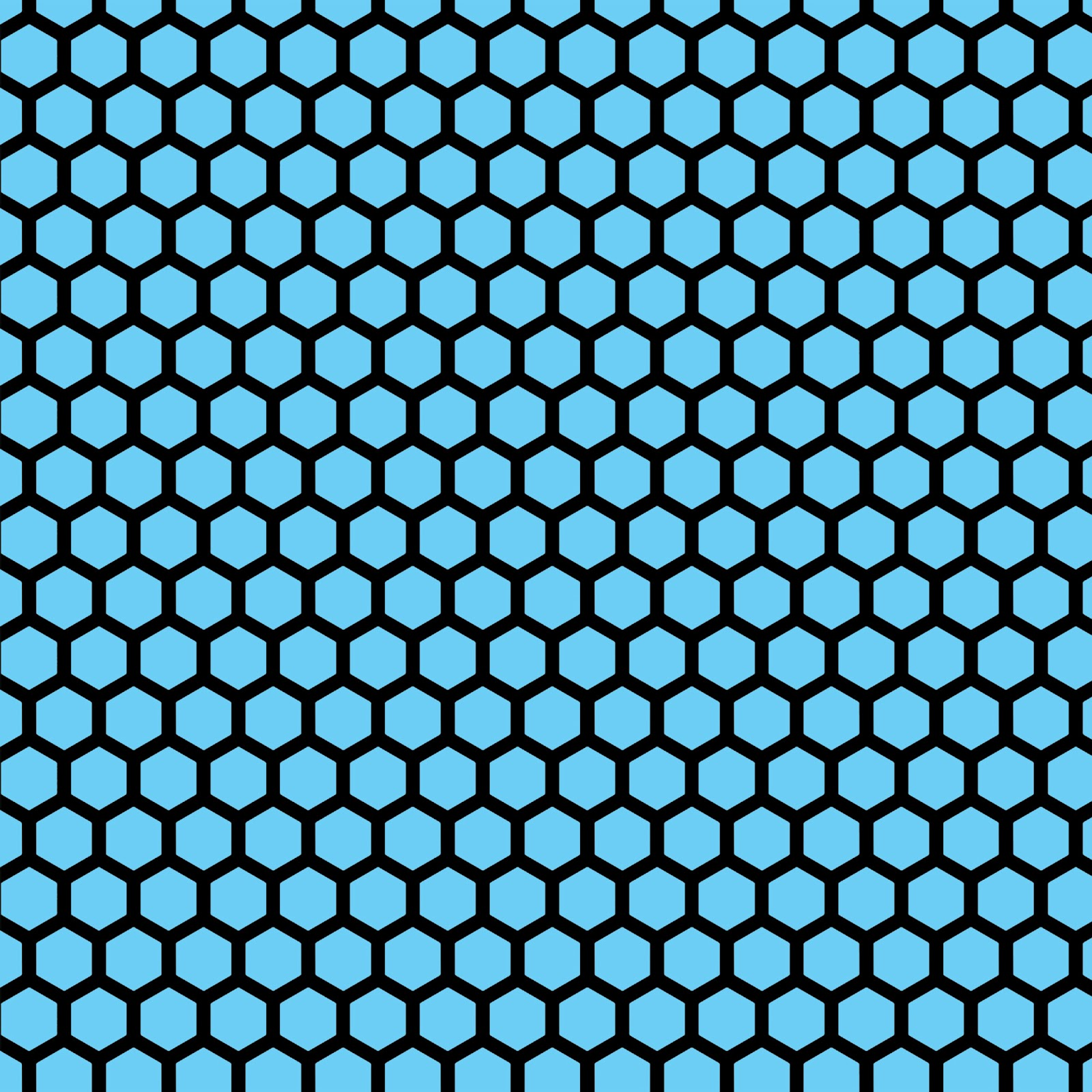15 Colorful Hues Hexagon Honeycomb Background Printables