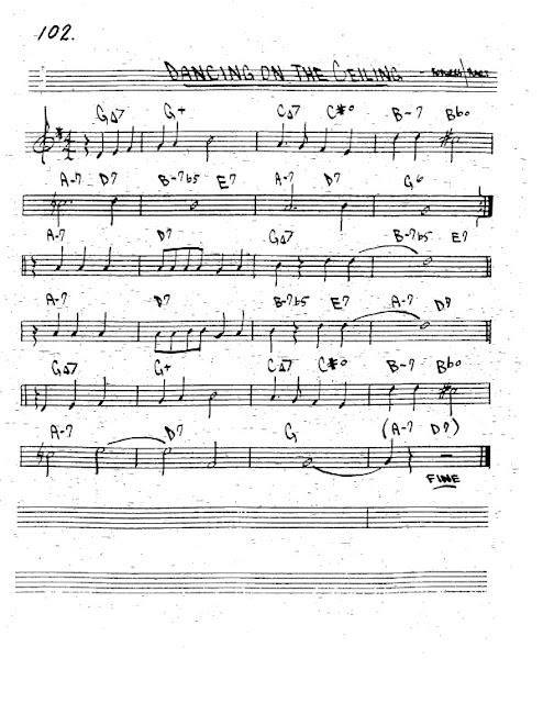 Partitura Trompeta Rodgers and Hart