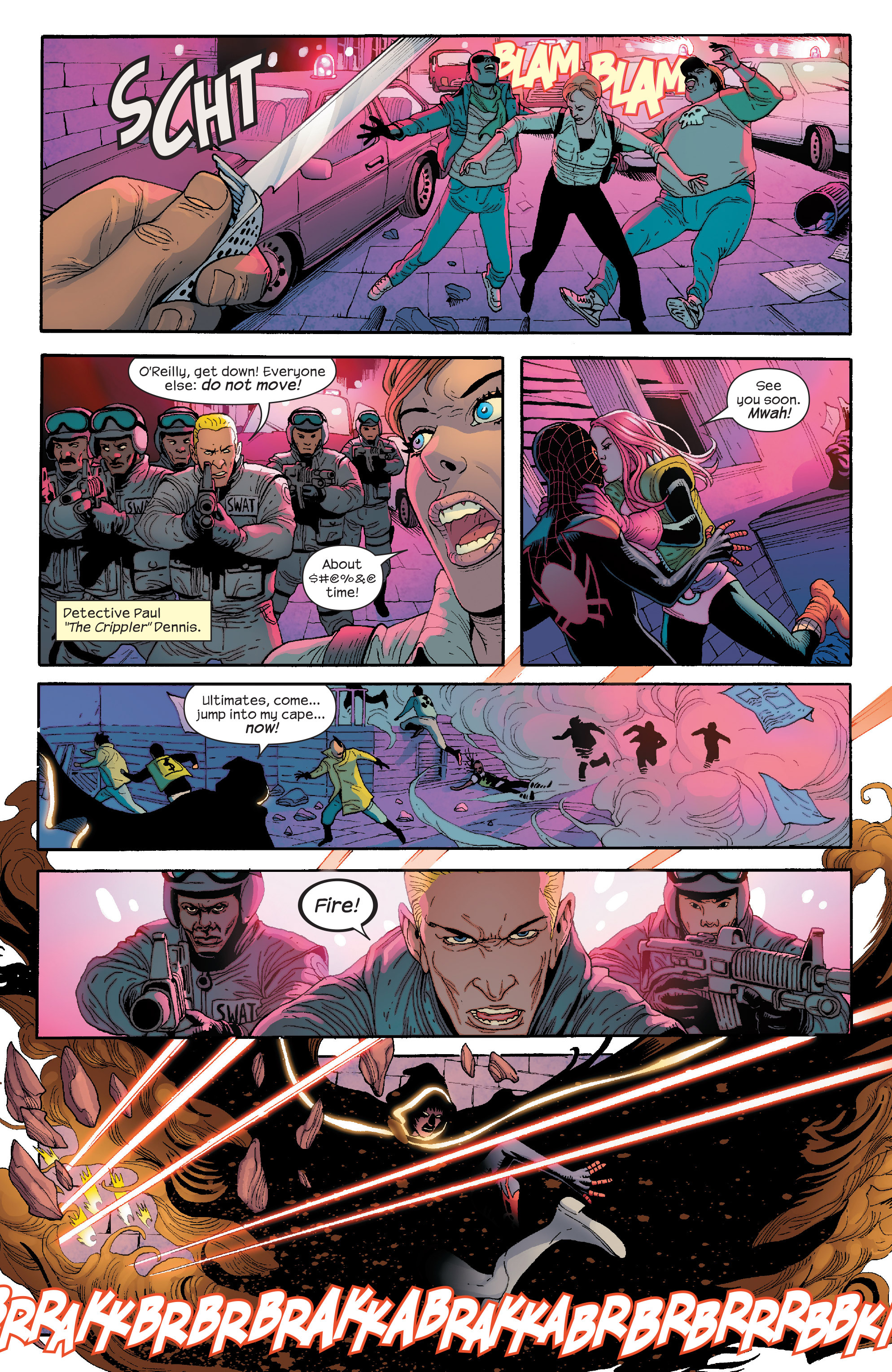 Read online All-New Ultimates comic -  Issue #2 - 11