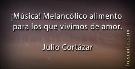Julio Cortázar en frases de amor