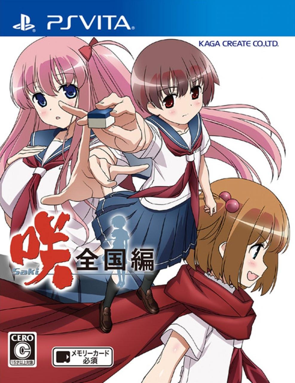 Saki: Zenkoku-hen - VietSub (2013)
