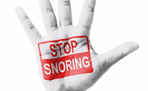 These Mouth Exercises May Help Stop Snoring