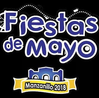 fiestas de mayo manzanillo 2018