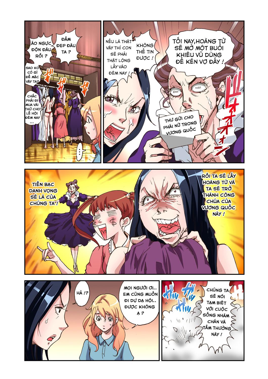 Hình ảnh 5 in Otona No Douwa ~ Cinderella