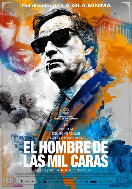 El hombre de las mil caras (2016) ταινιες online seires oipeirates greek subs