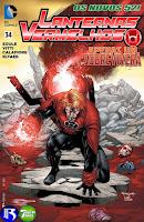 Os Novos 52! Lanternas Vermelhos #34