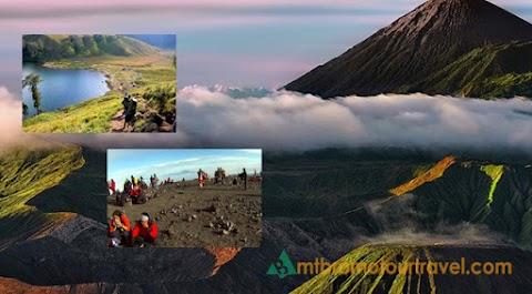 Climb to Mount Semeru by Private Tour