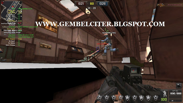 Download Cheat Point Blank 27 28 Oktober 2016 Indonesia QC ESP Wallhack Aim Ammo Fast Reload No Recoil other