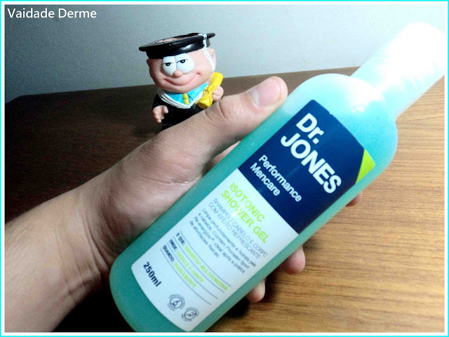 Isotonic Shower Gel Dr. Jones