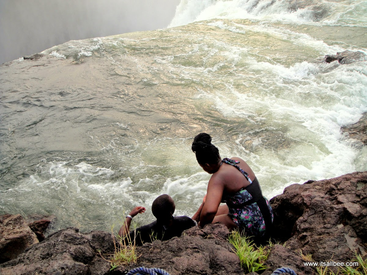 Devil's Pool Victoria Falls | Devils Pool Victoria Falls and Livingstone Island Tour