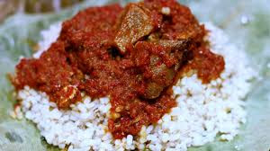 Ofada Stew recipe in Nigeria