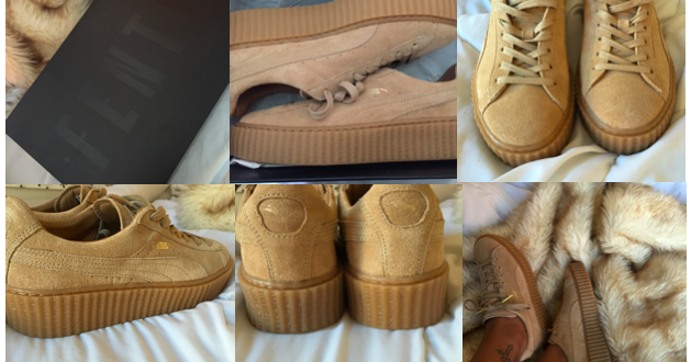 Hot Shorts And Puma Fendi Cans
