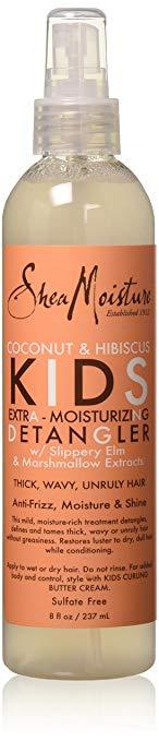 Shea Moisture Kids Extra Moisture Detangler