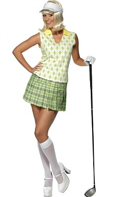 Women's Golf Outfit