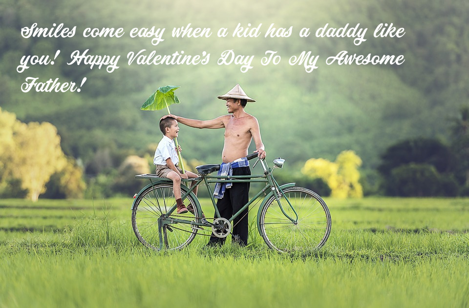 Valentine'S Day Quotes For Father 3