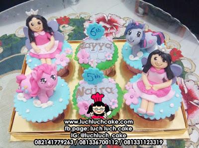 Cupcake My Little Pony Untuk Anak Cewek