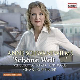 Schöne Welt... - Anne Schwanewilms - Capriccio