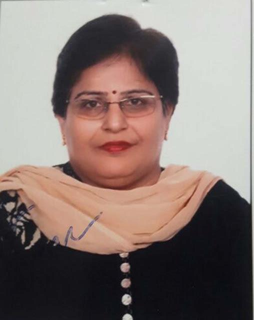 PHD. Karvyanand Professor Manjula did Farashabad's name Roshan