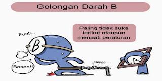 menu diet golongan darah B