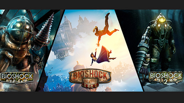 Hikayeleriyle Gerçek Dünyayı Unutturacak Oyunlar - BioShock Serisi - Kurgu Gücü
