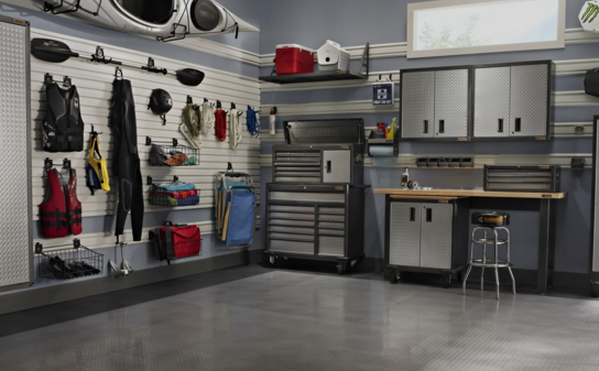 Garage Organization-Make This A Storage Area You Can Be Proud Of
