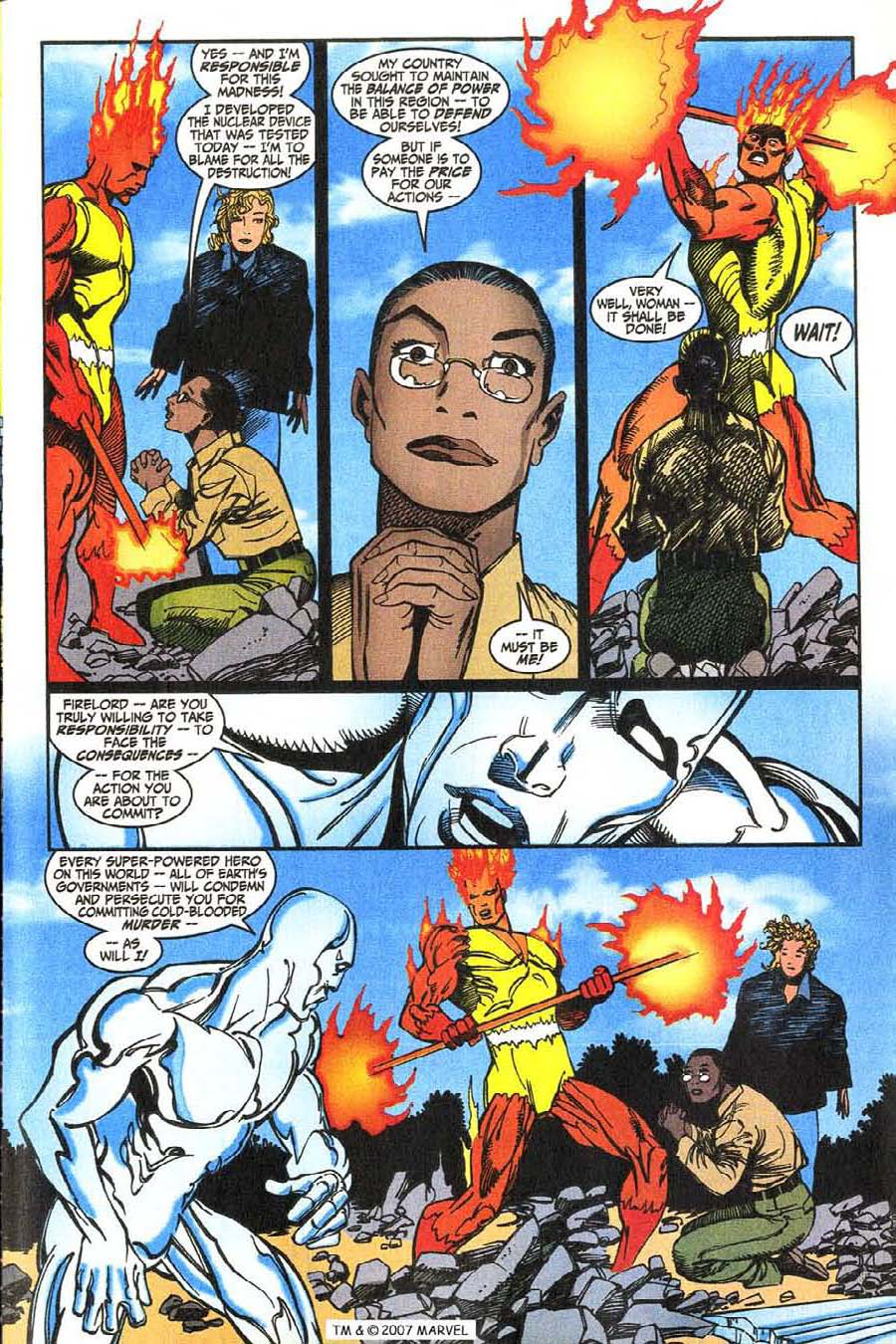 Read online Silver Surfer (1987) comic -  Issue #146 - 31