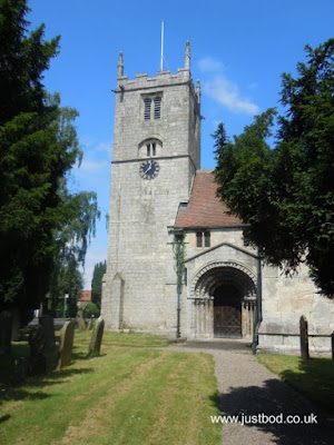 St Helen's Church, Stillingfleet, North Yorkshire