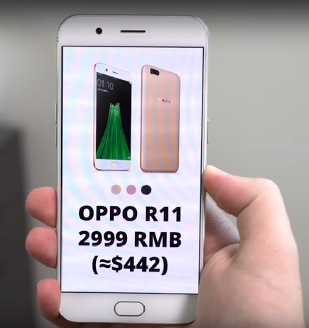 Oppo R11 review: strong camera and battery life