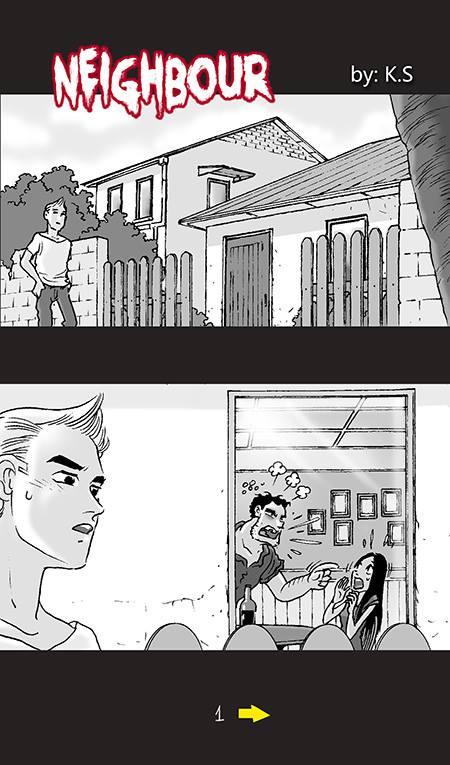Chap 7: Người hàng xóm