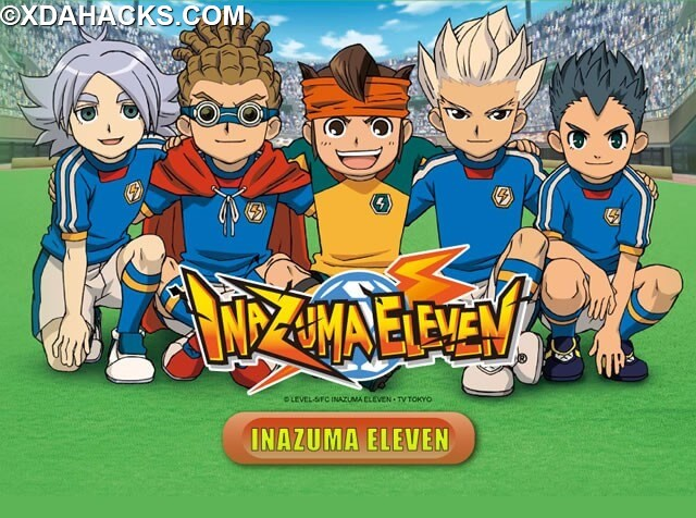 Inazuma 11 Anime Series Download