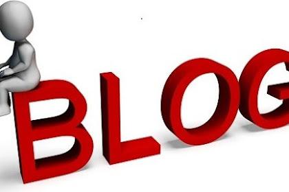 Apa itu Blogger ? Cara Jadi Blogger ? Cara Mendapatkan Uang Lewat Blogger ?