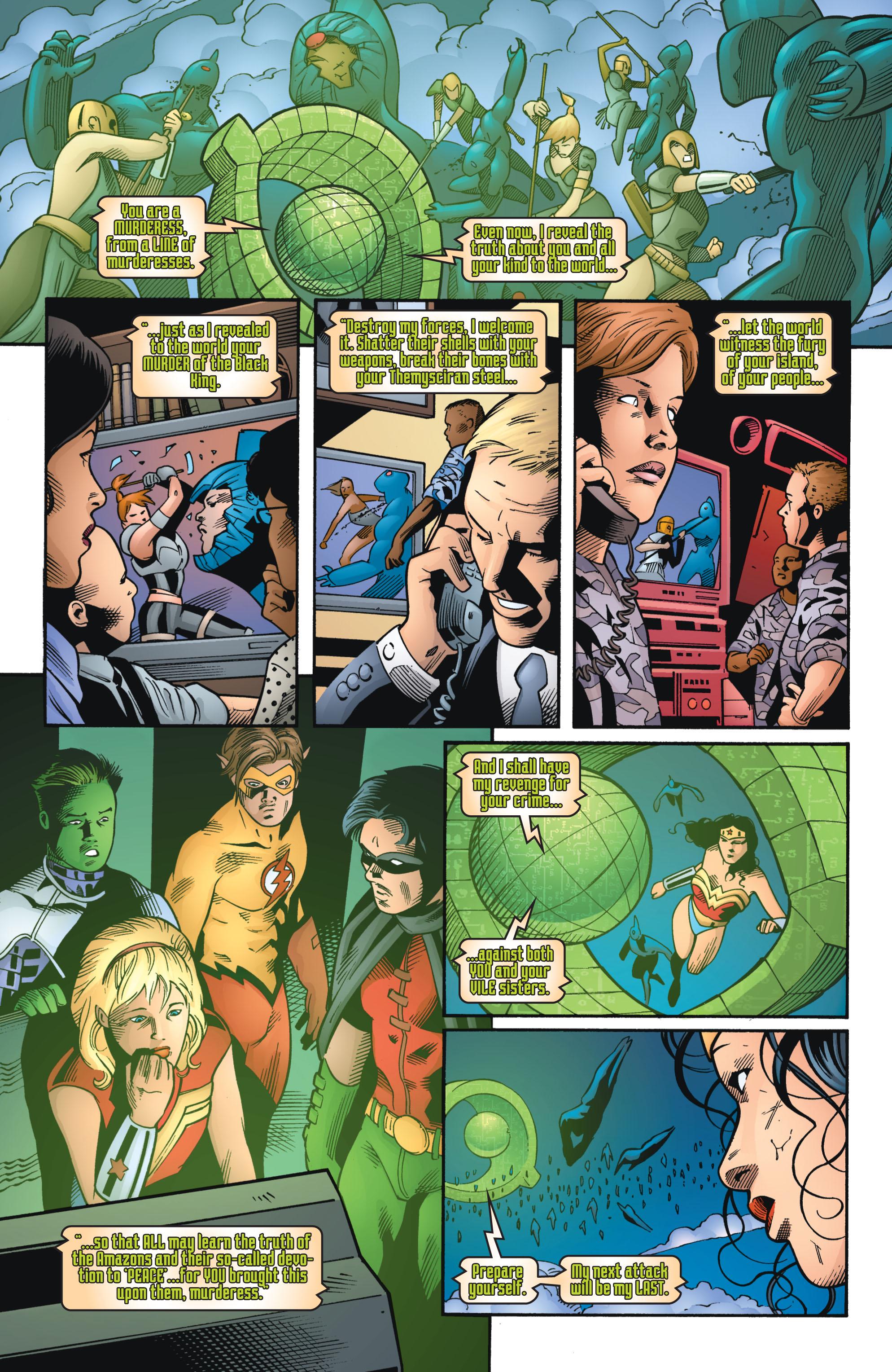 Read online Wonder Woman (1987) comic -  Issue #224 - 18