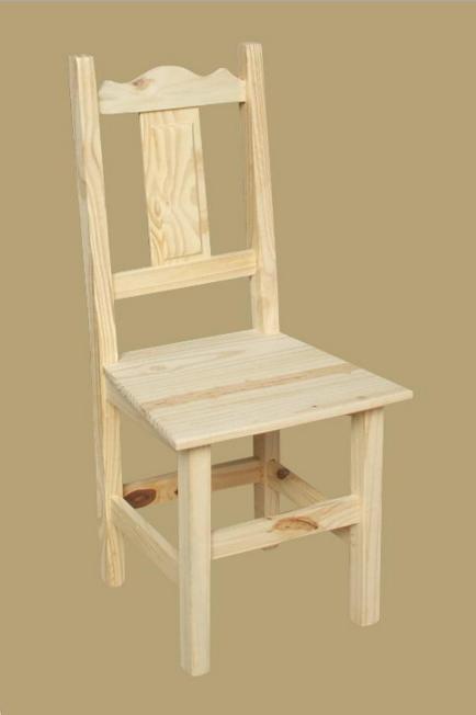 Pichon muebles sillas de pino - Sillas de pino ...