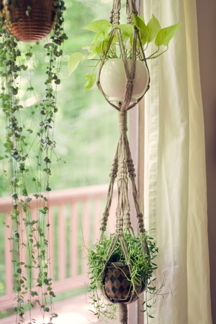 macrame plant hanger tutorials vicki brown designs finding inspiration macrame plant 7814