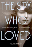 spy who loved by clare mulley book cover nonfiction