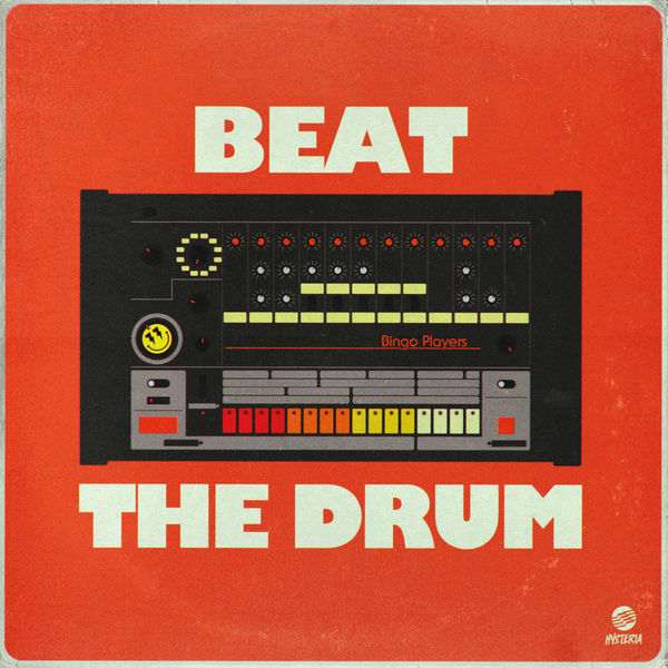 Bingo Players - Beat the Drum - Single  Cover