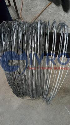 Pabrik Kawat Silet | jualanekakawat.com