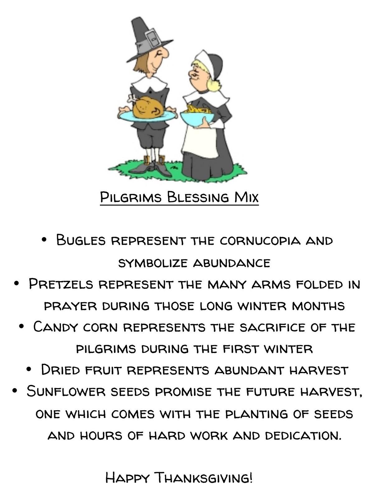 Organic Families Pilgrims Blessing Mix